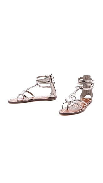 Sam Edelman Genna Strappy Sandals