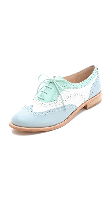 Sam Edelman Jerome Oxfords