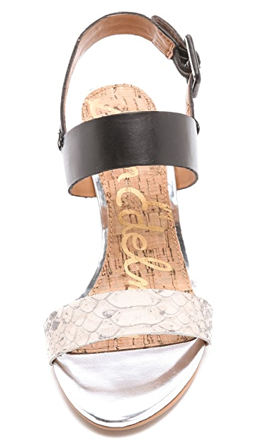 Sam Edelman Sutton Wedge Sandals