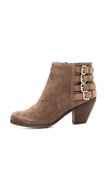 c077df0f3 ... Sam Edelman Lucca 4 Buckle Booties ...