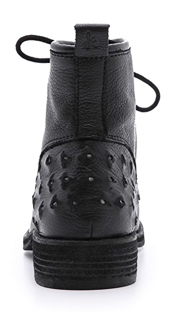Sam Edelman Brandi Covered Stud Booties