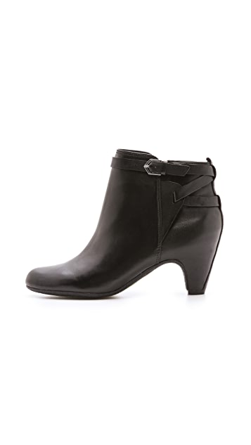 Sam Edelman Maddox Wrap Strap Short Booties