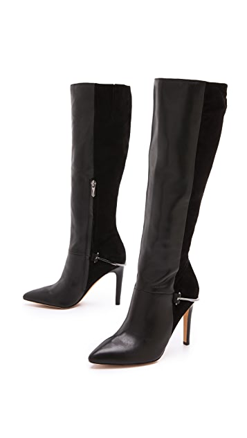 Sam Edelman Mazie Point Toe Boots