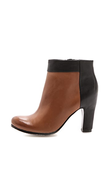 Sam Edelman Shay Two Tone Booties