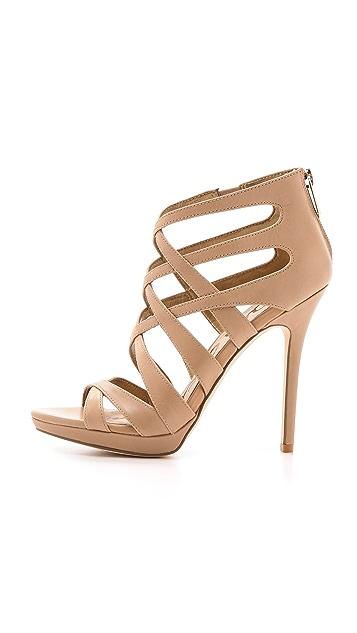 Sam Edelman Erin Crisscross Sandals