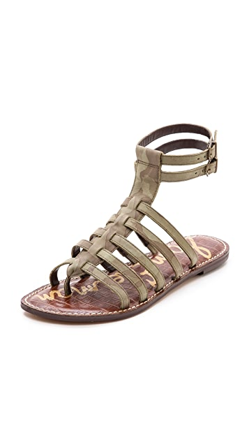Sam Edelman Gilda Gladiator Sandals