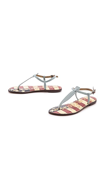 Sam Edelman Gigi Denim Sandals