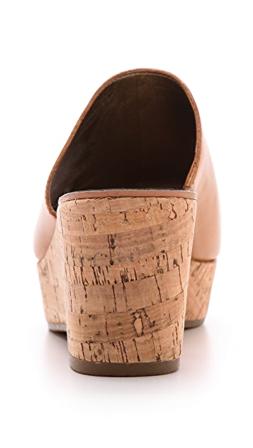 Sam Edelman Remington Cork Wedge Sandals