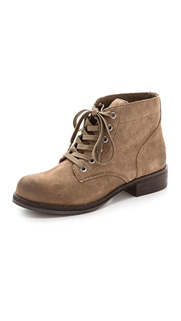Sam Edelman Bleecker Lace Up Booties