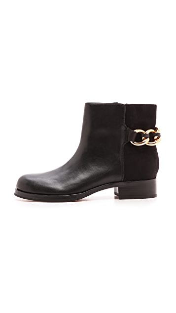 Sam Edelman Chester Chain Booties