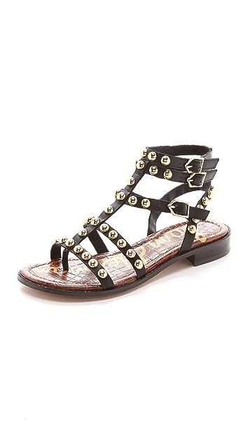 fd0028544609 Sam Edelman Eavan Studded Gladiator Sandals