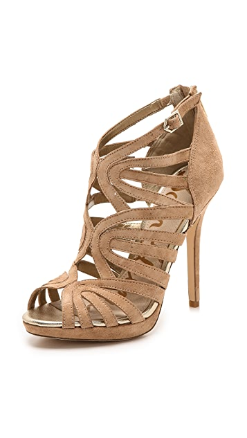 0559d680fa86 Sam Edelman Eve Caged Sandals