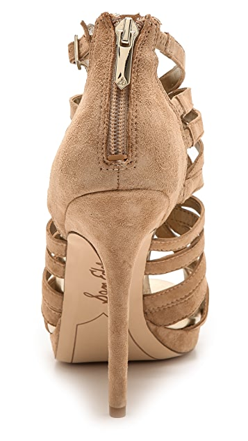 Sam Edelman Eve Caged Sandals