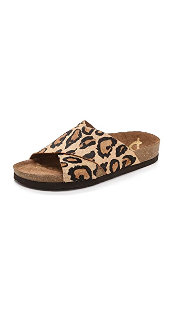 Sam Edelman Adora Cross Strap Sandals