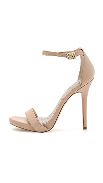 b75954bf1d41f ... Sam Edelman Eleanor Ankle Strap Sandals ...