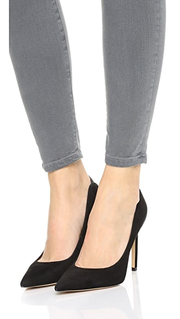 Sam Edelman Dea Suede Pumps