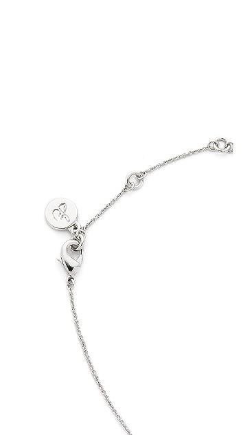 Sam Edelman Open Tear Necklace