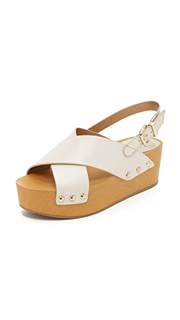Sam Edelman Bentlee Flatform Sandals