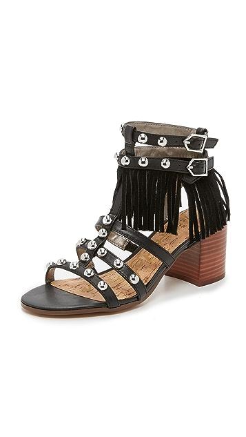 5964d8f6e1a Sam Edelman Shaelynn Fringe Sandals