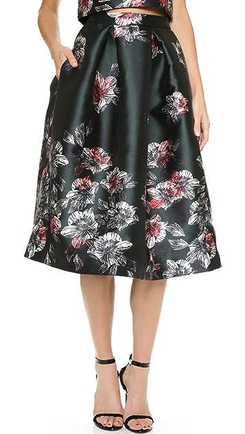 Sam & Lavi Elizabeth Midi Skirt
