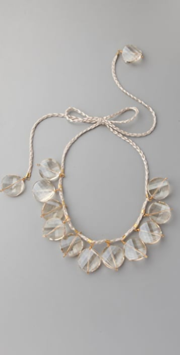 Samantha House Luster Necklace