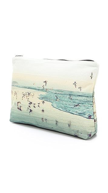Samudra Samudra x Lauren Ross Birds Pouch