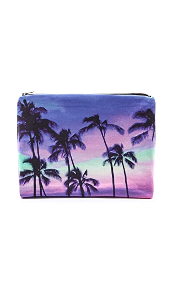 Samudra Electric Beach Haleiwa Pouch