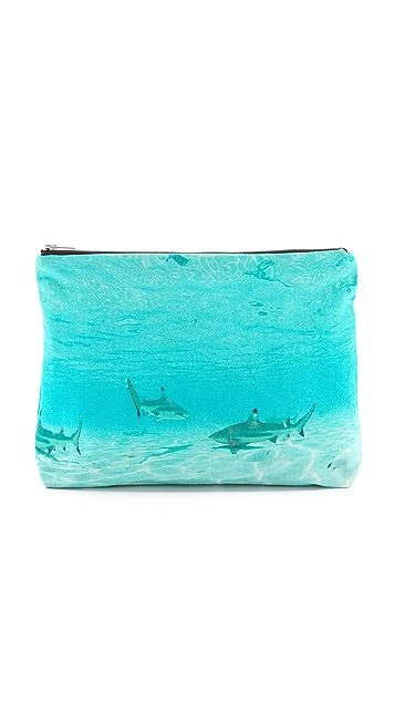 Samudra Moorea Shark Pouch