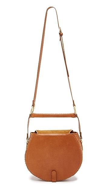SANCIA Babylon Saddle Bag