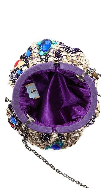 Santi Bejeweled Minaudiere