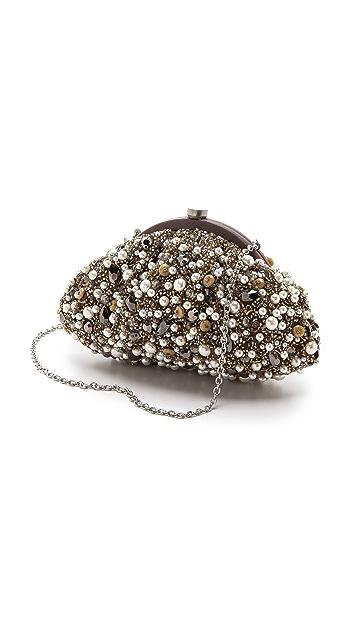Santi Jeweled Clutch