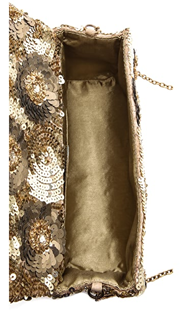 Santi Metallic Clutch