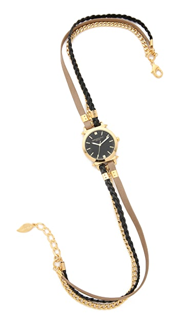 Sara Designs Urban Spike Wrap Watch