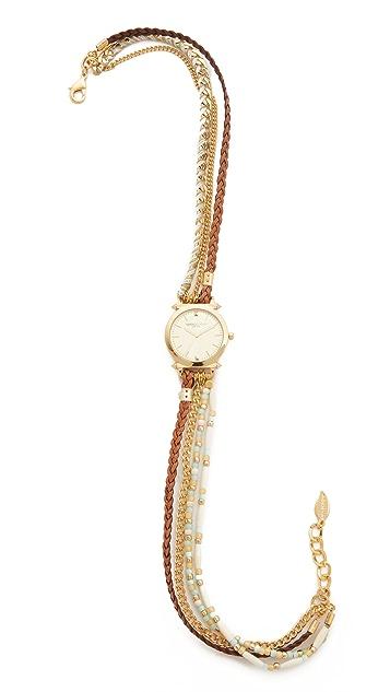 Sara Designs Soleil Wrap Watch