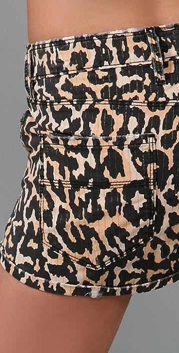 sass & bide Camden Crawl Shorts
