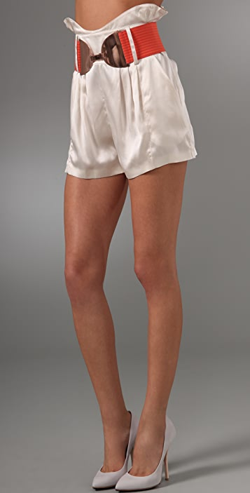 sass & bide And The Beat Goes On Shorts