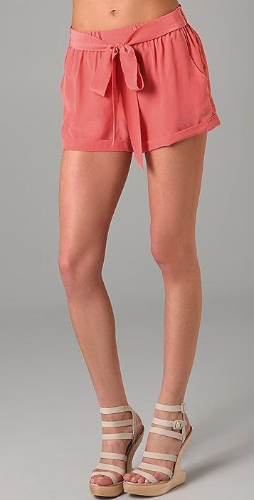 sass & bide Love And Understanding Shorts