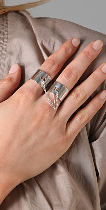 sass & bide The Lost Innocence Chain Ring