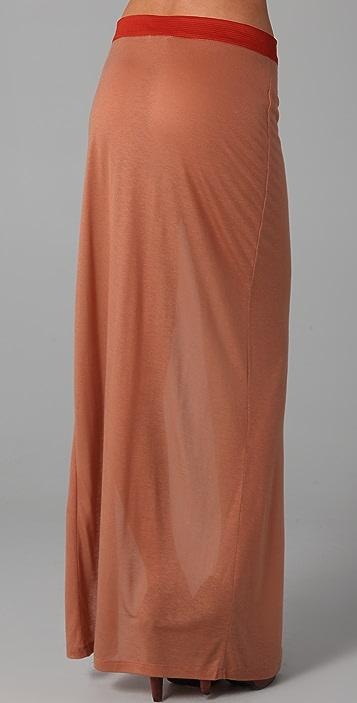 sass & bide Beauty & Madness Long Skirt with Slit