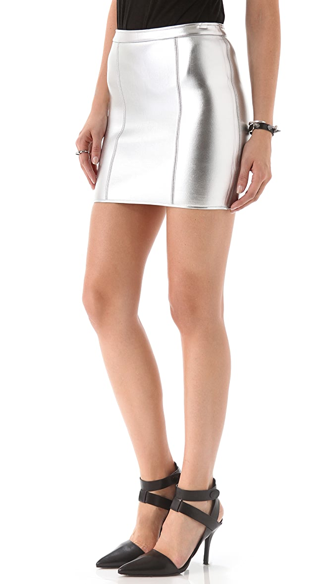 Sass Bide Star Turn Neoprene Skirt Shopbop