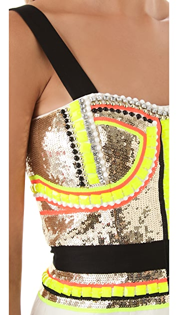 sass & bide Strike Effect Dress