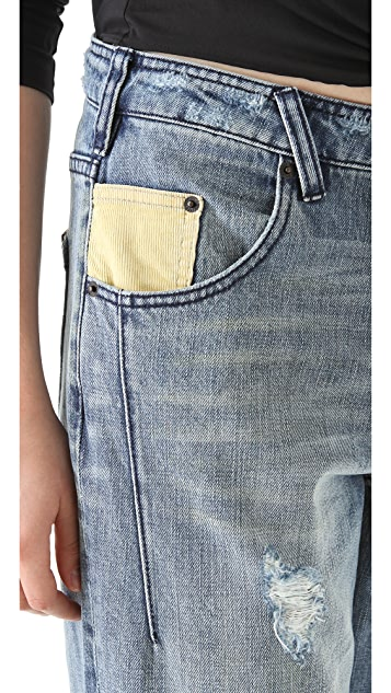 sass & bide 3rd Person Boyfriend Jeans