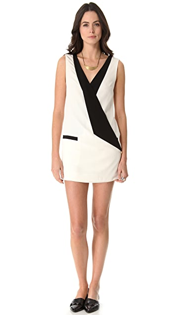 sass & bide The King Fisher Tuxedo Dress