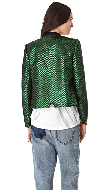 sass & bide The Ruler Jacket