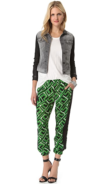 sass & bide The Stitch Up Pants