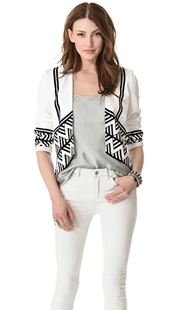 sass & bide Girls on Film Jacket