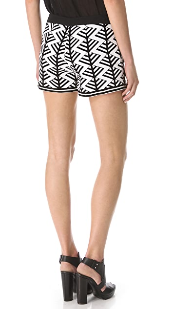 sass & bide Looking Glass Shorts