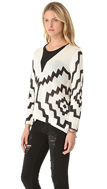sass & bide Question Mark Sweater