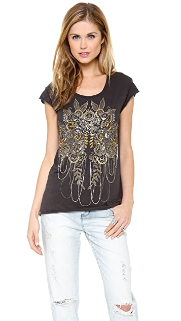 sass & bide Bombs Away Tee