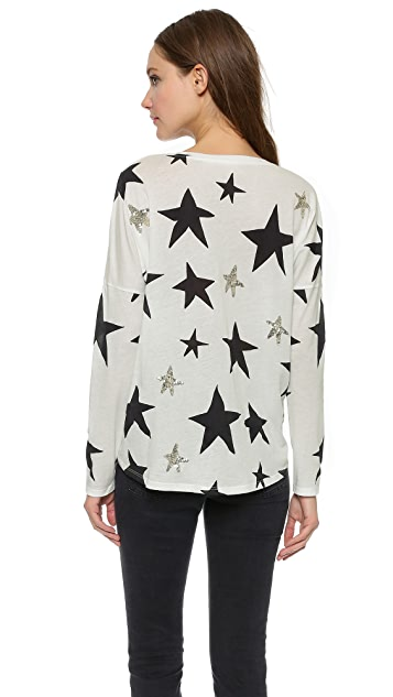 sass & bide Trace of Gold Tee